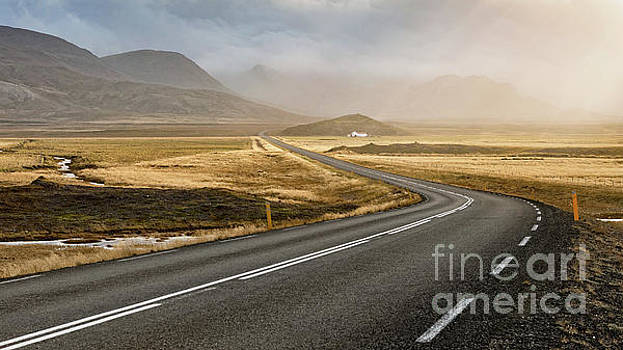 Iceland Ring Road 1 by Jerry Fornarotto