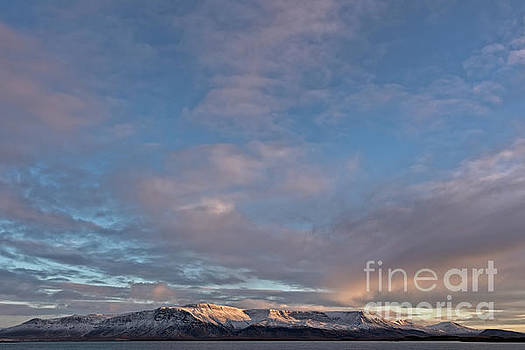 Iceland Sunrise by Jerry Fornarotto