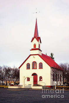Svetlana Sewell - Icelandic Church