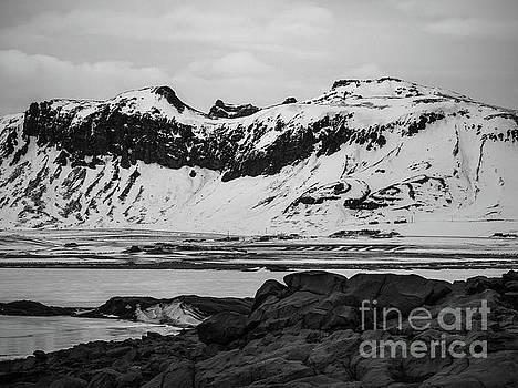 Icelandic Idyll Near Vik by Benjamin Wiedmann