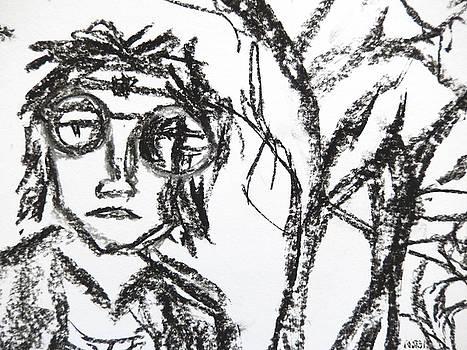 Ichabod Crane by Nola Hintzel