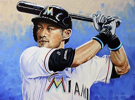 Ichiro by Rick McKinney