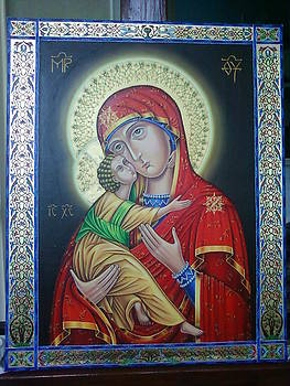 Icon affection by Ara Kozinian