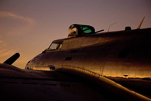 Iconic B17 by Keith Bridgman