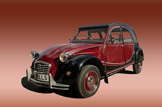 Iconic car by Pete Hemington