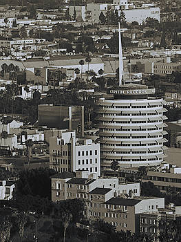 Iconic Los Angeles by Ron Dubin