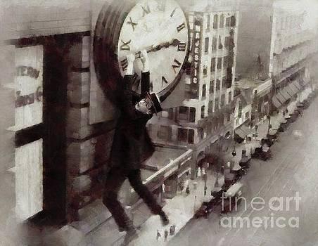 Mary Bassett - Iconic Movie Moments - Harold Lloyd