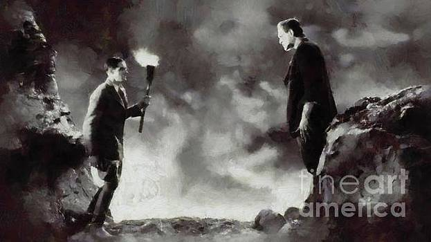 Mary Bassett - Iconic Movie Scenes - Frankenstein