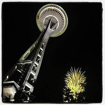 Iconic Seattle by Alicia Boal