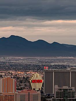 Iconic Vegas by Ron Dubin