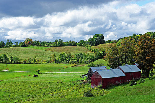 Iconic Vermont by Bill Morgenstern