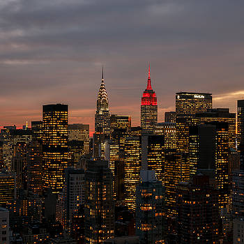 Icons Of NYC by Anthony Fields