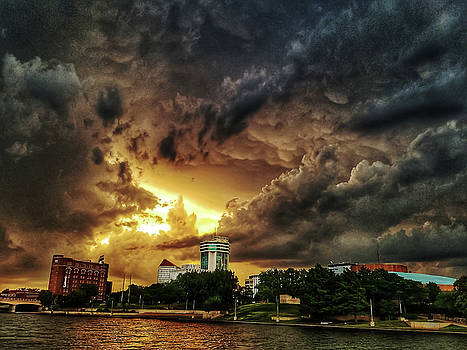Ict Storm - from Smrt-phn by Brian Duram