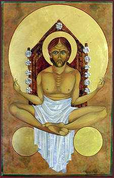 ICXC buddha by Mary jane Miller