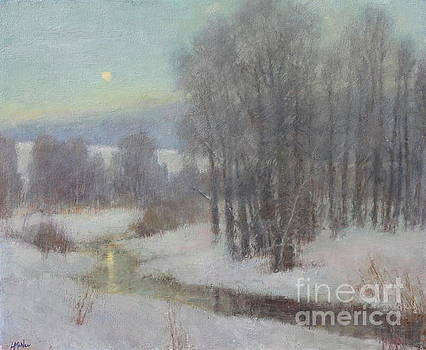 Icy Evening by Lori McNee