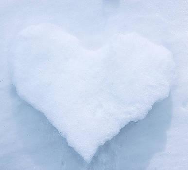 icy heart by Iuliia Malivanchuk by Iuliia Malivanchuk