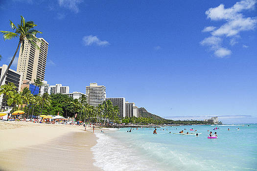 I'd Rather be in Waikiki by Maalikah Hartley