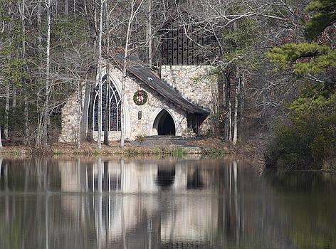 Ida Cason Callaway Memorial Chapel by Linda Geiger