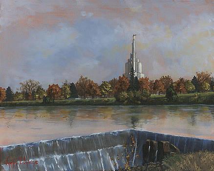 Jeff Brimley - Idaho Falls Temple