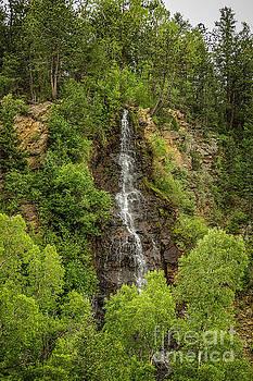 Jon Burch Photography - Idaho Springs Bridal Veil Falls