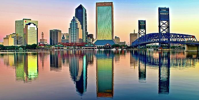 Frozen in Time Fine Art Photography - Ideal Jacksonville Pano
