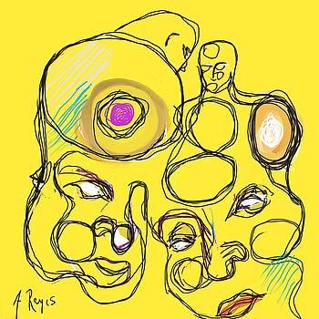 Idealized reality by Angel Reyes