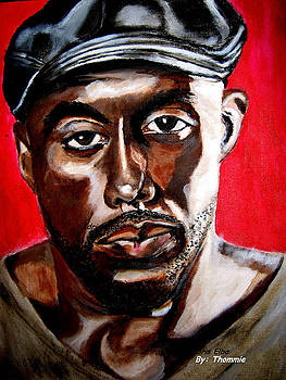 Idris Elba by Thomasina Marks
