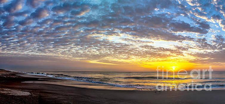 Idyllic Sunrise by Lynn Palmer