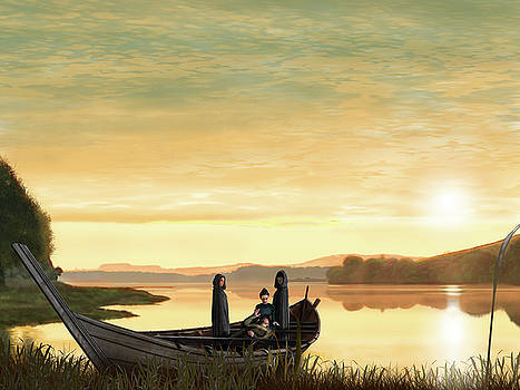 Idylls of the King by Nigel Follett