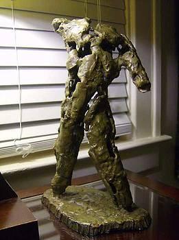 I.E.D. torso study by Don Thibodeaux