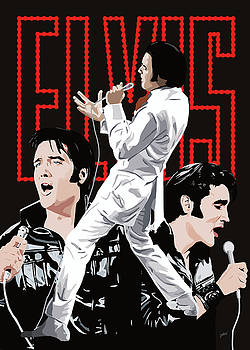 Elvis Presley - If I Can Dream by Jarod