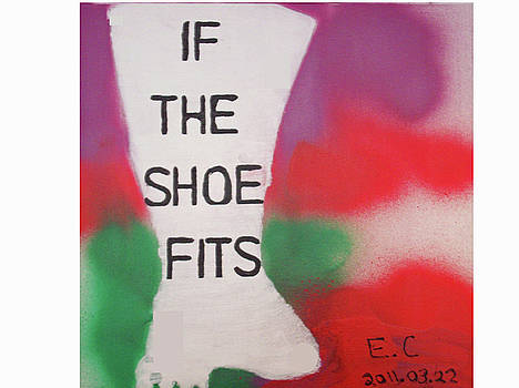 If the shoe fits by Eloudi Coetzer