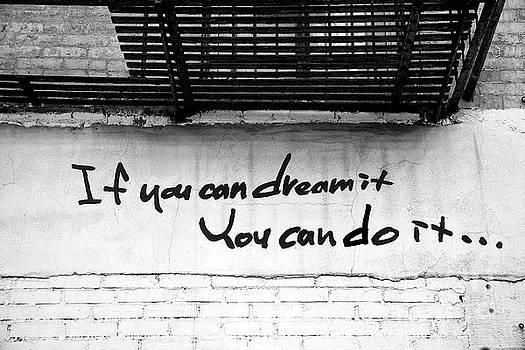 John Rizzuto - If You Can Dream It