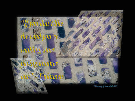 Tamara Kulish - If You Dont Like the Road You Are Walking