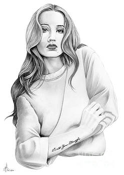 Iggy Azalea by Murphy Elliott