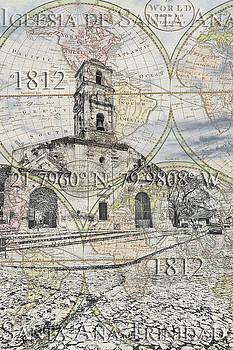Sharon Popek - Iglesia De Santa Ana Passport