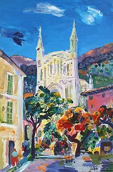 Iglesia de Soller by M Cerda