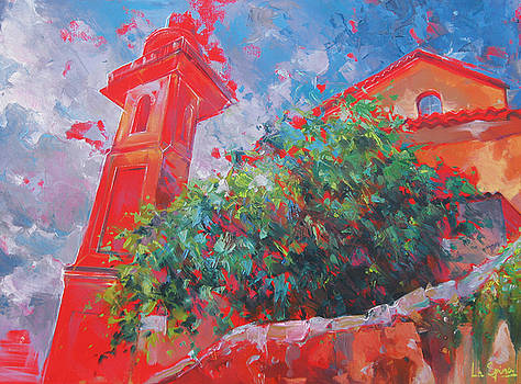 Iglesia de Valldemossa by Martin Laspina
