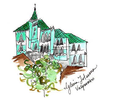 Anna Elkins - Iglesia Luterana Valparaiso
