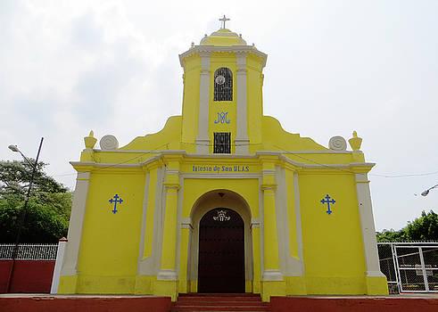 Rosa Angelica - Iglesia San Blas