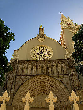 Iglesia San Jorge by Newwwman