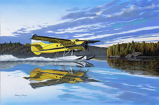 Ignace Adventure by Anthony J Padgett