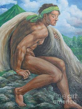 Ignudo in Bicol by Manuel Cadag