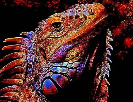 Igor the Iguana by Michael Todd