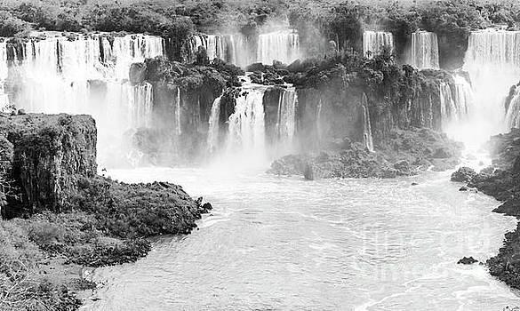 Iguazu Falls by Pravine Chester