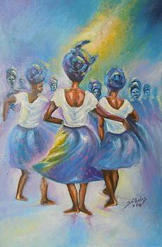 'Ijoya' 'Time to Dance' in Yoruba by Olaoluwa Smith