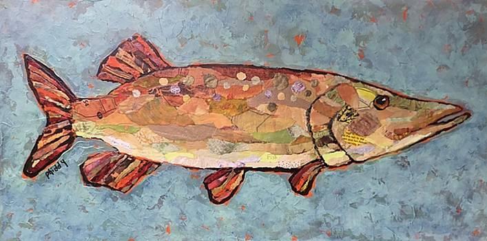 Ike the Pike by Phiddy Webb