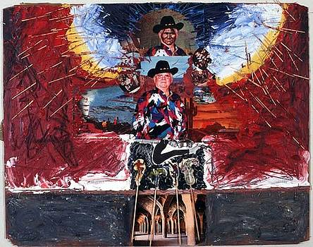 Ike the Quilting Cowboy by Billy Knows