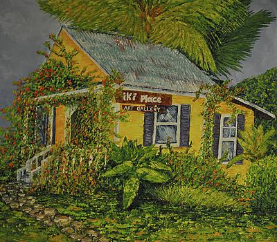 Iki Place LaHue Drive by Sloane Keats