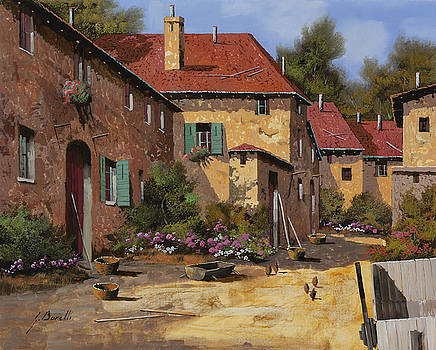Il Carretto by Guido Borelli